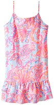 Lilly Pulitzer Arella Dress (Toddler/Little Kids/Big Kids)