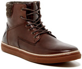 Joe's Jeans Joe&s Jeans Benny Leather High Top Sneaker
