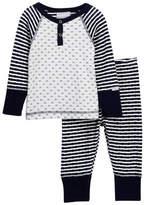 Coccoli Double Knit Top & Pants Set (Baby Boys)