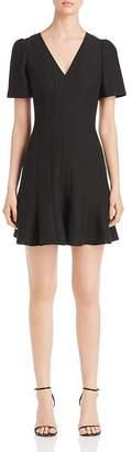 Kate Spade Paneled Mini Dress