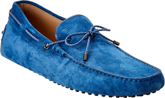 Tod's Gommino Suede Loafer