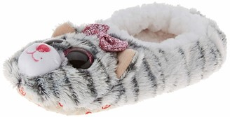 Ty Slippers Small Size 30 - Kiki Le Catat Grey