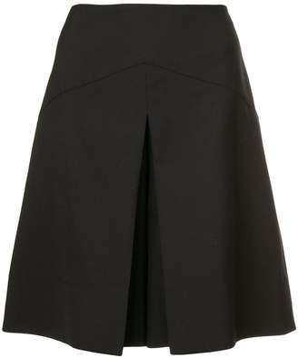 Givenchy tailored flared shorts