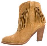 Saint Laurent Curtis 80 Ankle Boots w/ Tags