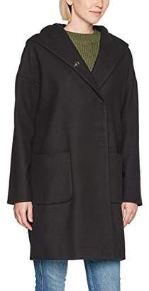 S'Oliver Women's 34709524832 Coat, (Black 9999)