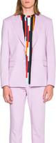 Christopher Kane Single Breasted Tailored Jacket