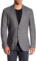 Kroon Bono 2 Two Button Notch Lapel Linen Sport Coat