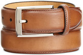 Tasso Elba Men's Feather-Edge Dress Belt, Only at Macy's