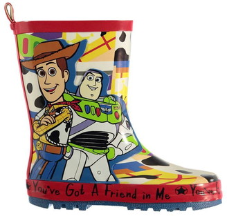 Character Toy Story Childrens Wellies