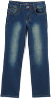 Lucky Brand Indigo Tint Sherman Billy Knit Jeans - Boys