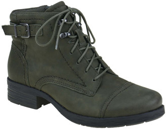 Planet Shoes Melanie 2 Olive Boot