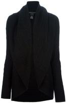 Ralph Lauren Black Label cable knit cardigan