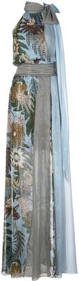 Sachin + Babi Tatum floral print dress
