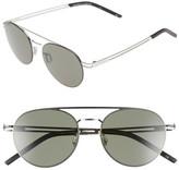 Le Specs &Spartan& 51mm Aviator Sunglasses