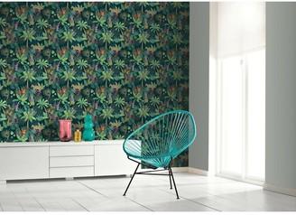 Arthouse Hidden Jungle Emerald Wallpaper