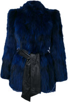 Just Cavalli - oversized coat -