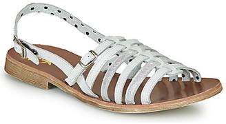 Catimini NOBO girls's Sandals in White
