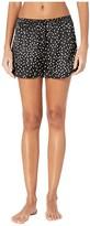 Stella McCartney Melanie Winking Shorts (Black/Cream) Women's Shorts