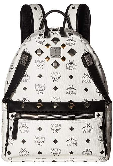 MCM Dual Stark Small Backpack