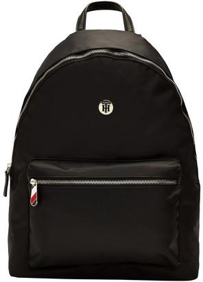 Tommy Hilfiger Zipped Pocket Backpack