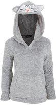 Universal Textiles Womens/Ladies Hooded Animal Design Pyjama Snuggle Top With Ears