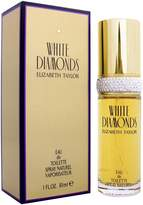 Elizabeth Taylor WHITE DIAMONDS by for WOMEN: EDT SPRAY 1 OZ