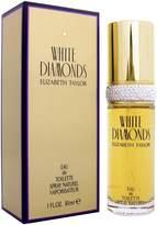 Elizabeth Taylor White Diamonds Eau de Toilette, 1 Oz