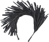 Gigi Burris Millinery fringed hairband - women - Raffia - One Size