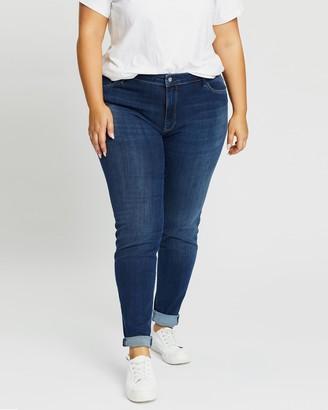 Mavi Plus Alissa Skinny Jeans