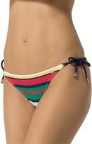 Tommy Hilfiger Final Sale- Stripe String Bikini Bottom