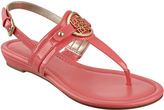 Liz Claiborne Lally Strap Thong Sandals