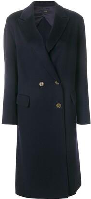 Joseph Double Breasted Coat