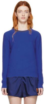 Marni Blue Cashmere Sweater