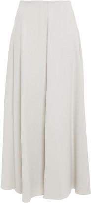 The Row Mara Stretch-crepe Maxi Skirt