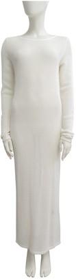Au Jour Le Jour White Dress for Women