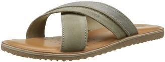 Geox U ARTIE D Mens Open Toe Sandals