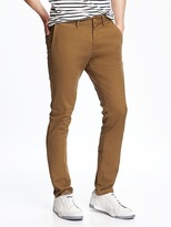 Old Navy Skinny Built-In Flex Ultimate Khakis for Men