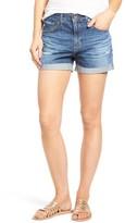AG Jeans Women's Hailey Ex-Boyfriend Denim Shorts