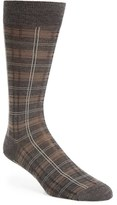 Pantherella 'Vintage Collection - Greenwich Tartan' Merino Wool Blend Socks