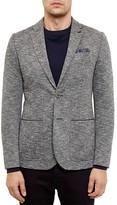 Ted Baker Textured Jersey Regular Fit Sport Coat