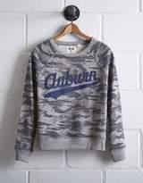 Tailgate Women's Auburn Camo Sweatshirt