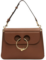 J.W.Anderson Tan Medium Pierce Bag
