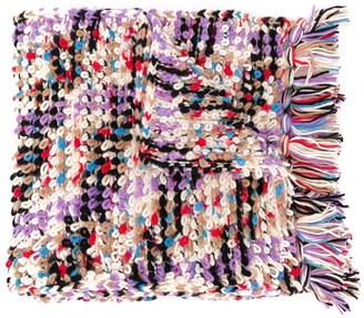 Missoni Chunky Knit Scarf