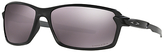 Oakley OO9302 Carbon Shift PrizmTM Polarised Rectangular Sunglasses