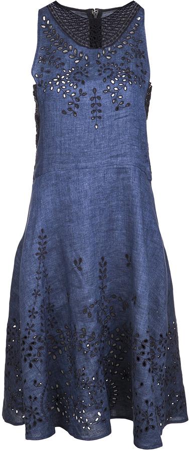 Vanessa Bruno Chambray Dress