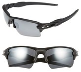 Oakley Men's Flak 2.0 Xl 59Mm Polarized Sunglasses - Black