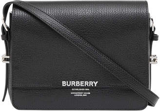 Burberry Horseferry Small Grace Leather Shoulder Bag