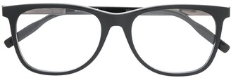 Montblanc Logo Square Glasses