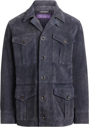 Ralph Lauren Merton Suede Jacket