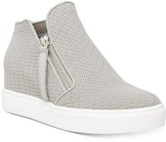 Steve Madden Women Camden Knit Wedge Sneakers